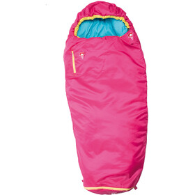 Grüezi-Bag Grow Colorful Sleeping Bag Children pink